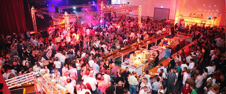 Feiern in der Stadthalle Osterholz-Scharmbeck